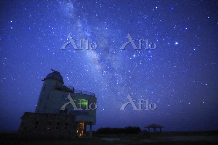 沖縄県 波照間島 星空観測タワー
