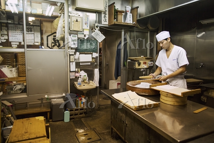A small artisan producer of wa・・・
