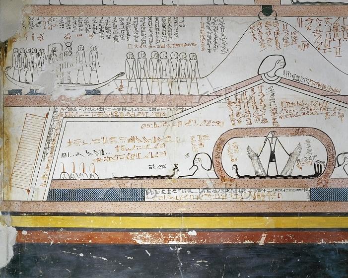 エジプト トトメス3世の墓