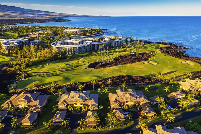 ハワイ島 ワイコロアビレッジリゾート・ゴルフコース