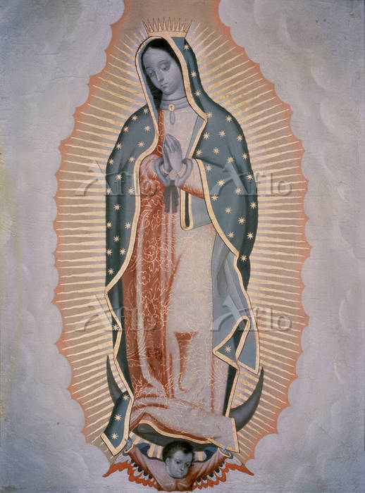 Virgin of Guadeloupe  19th Cen・・・