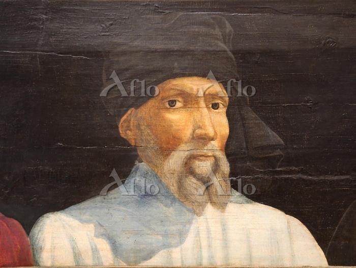パオロ・ウッチェロ 「ドナテッロの肖像画」