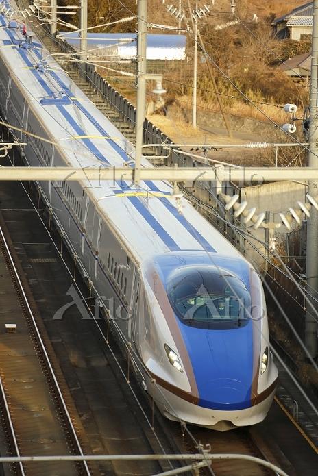 群馬県 新幹線E7系