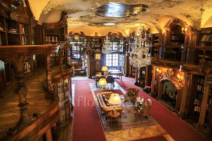 オーストリア ザルツブルグの宮殿ホテル