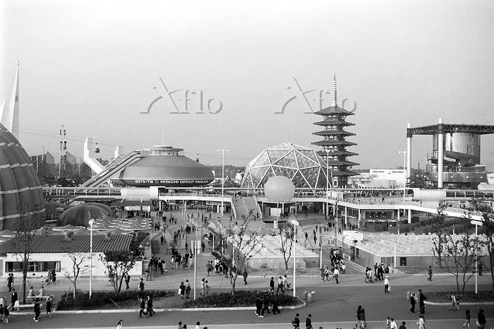 大阪府 日本万国博覧会(EXPO'70)のパビリオン