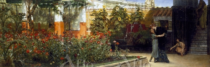 Artist:Alma-Tadema, Sir Lawren・・・