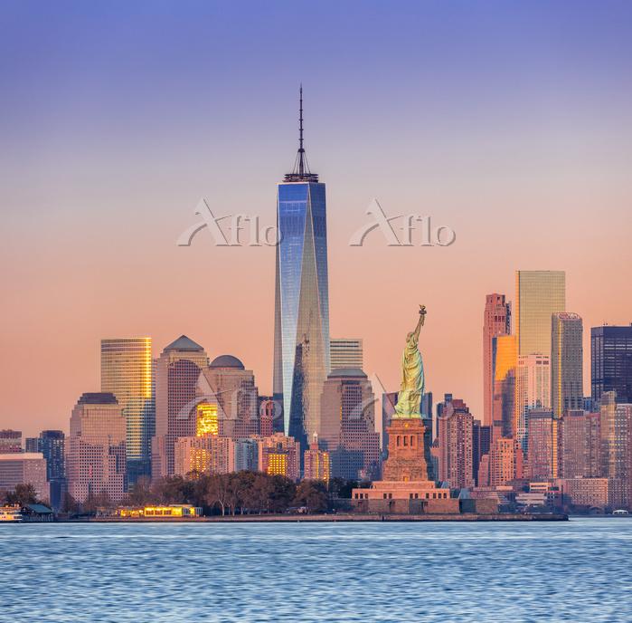 アメリカ合衆国 ニューヨーク 1 ワールドトレードセンター