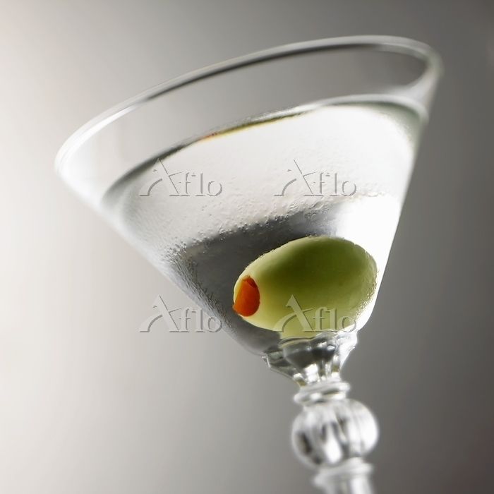 A Classic Martini