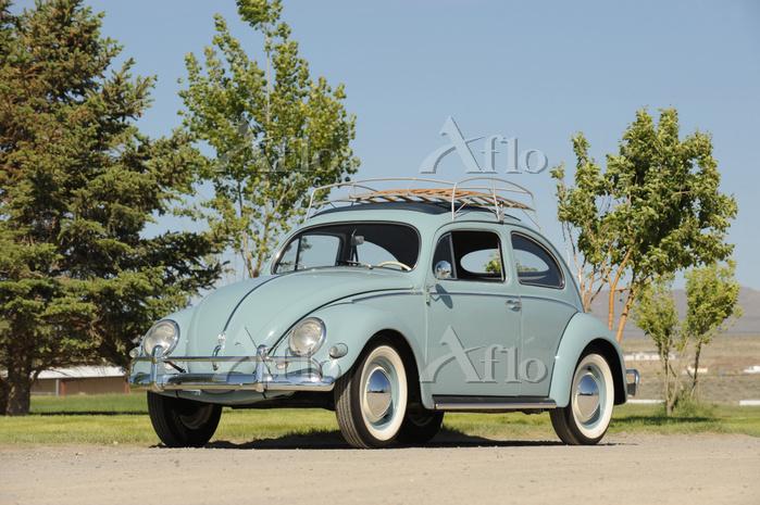 VW Beetle 1957. Photo by Natio・・・