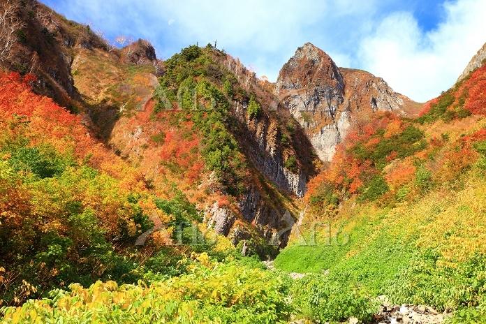 長野県小谷村 雨飾山