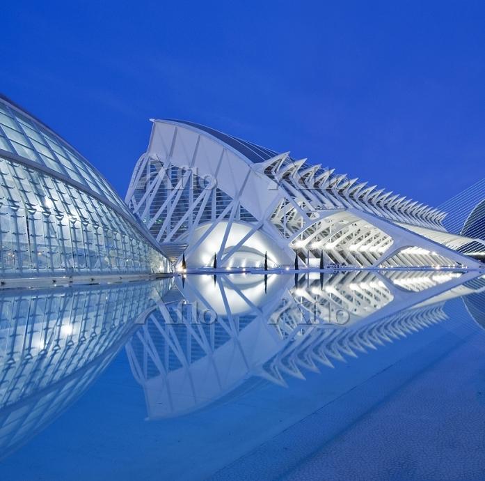 スペイン バレンシア 芸術科学都市 フェリペ王子科学博物館