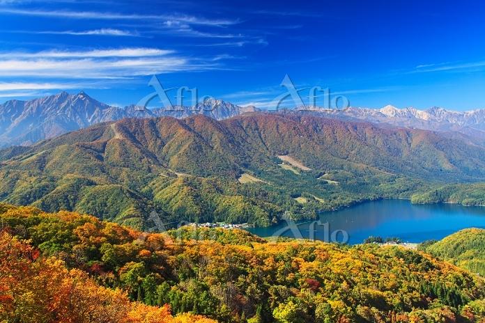 長野県 北アルプス
