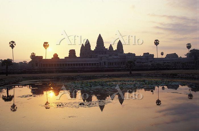 カンボジア シェムリアップ州 アンコール・ワット