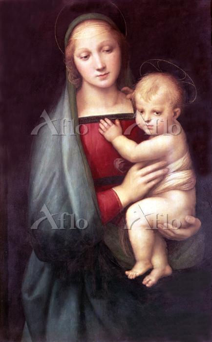ラファエロ 「大公の聖母」