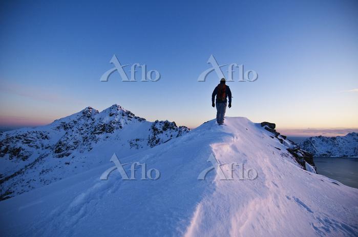 ノルウェー 登山家