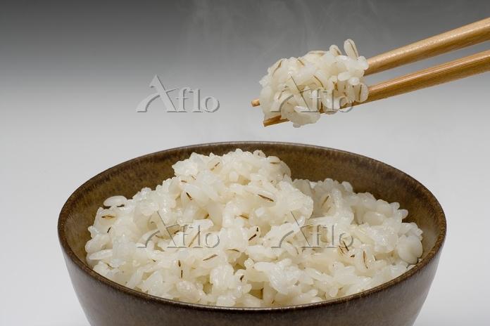 麦ご飯(20%)