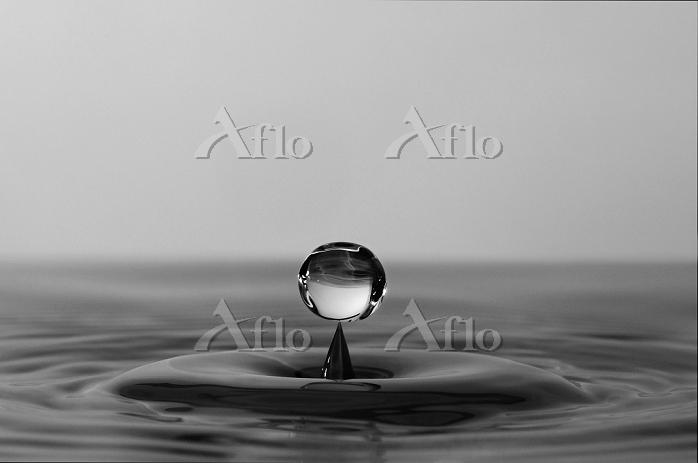 水滴の球体