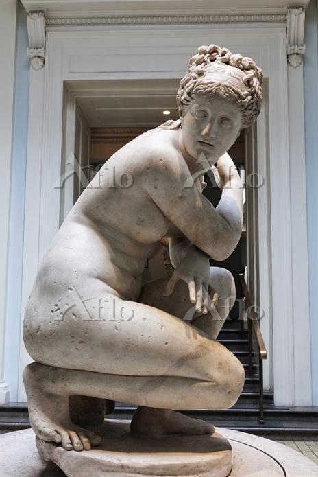 イギリス 大英博物館  「ヴィーナス像」