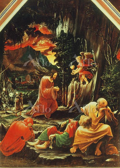 アルブレヒト・アルトドルファー「ゲッセマネの祈り」