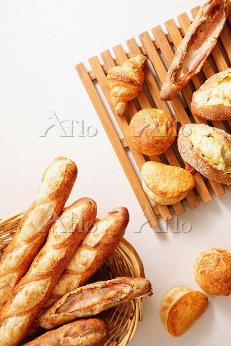 パン集合イメージ