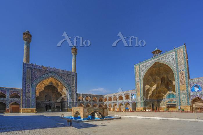 Iran, Esfahan City, Masjed-e J・・・