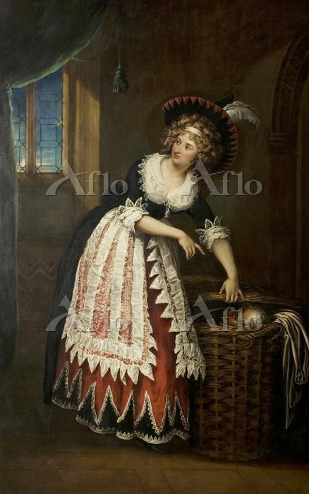 ウィリアム・ハミルトン 「ペイジ夫人を演じるメアリースティー・・・