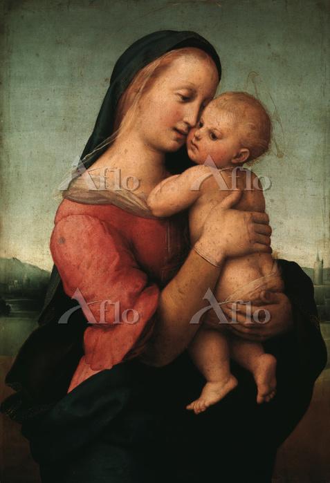 ラファエロ 「テンピの聖母」