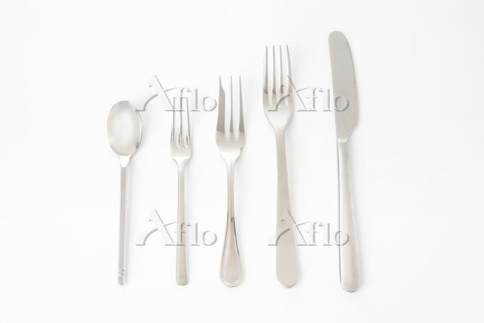 ナイフとフォークとスプーン