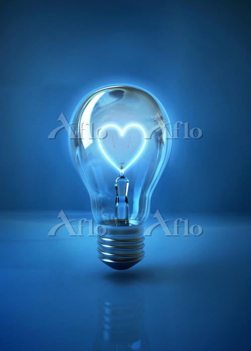 Illustration of heart shaped f・・・