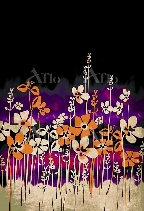 Wildflowers design by Garreau ・・・