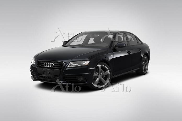 2012 Audi A4 Prestige in Black
