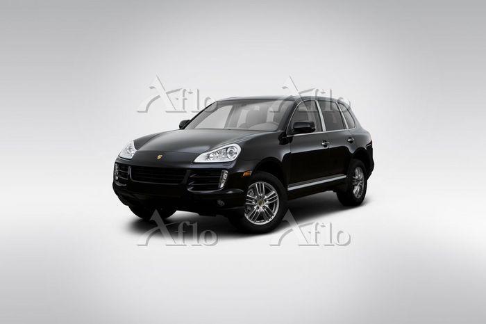 2008 Porsche Cayenne S in Blac・・・