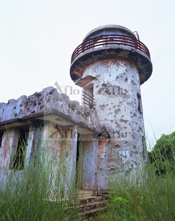 ミクロネシア・チューク州 日本灯台