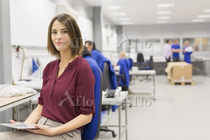 Portrait confident businesswom・・・