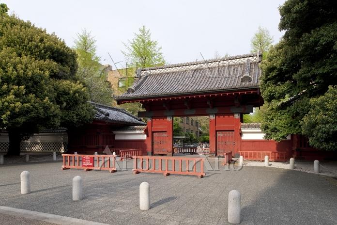 東京大学 赤門 (旧加賀屋敷御守殿門)