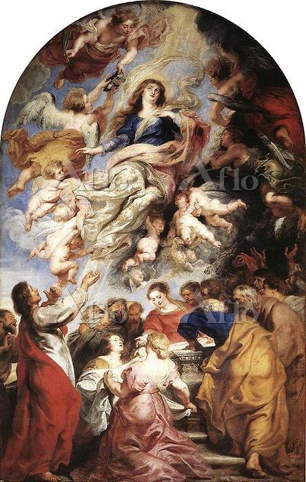 ルーベンス「聖母被昇天」