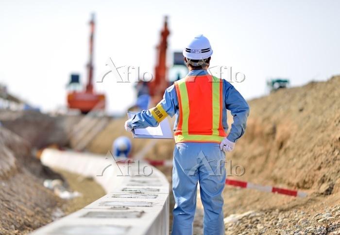 建設工事 現場監督