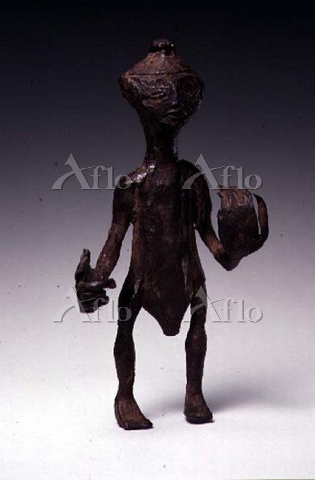 Title: A statuette, Kuba, Zai・・・