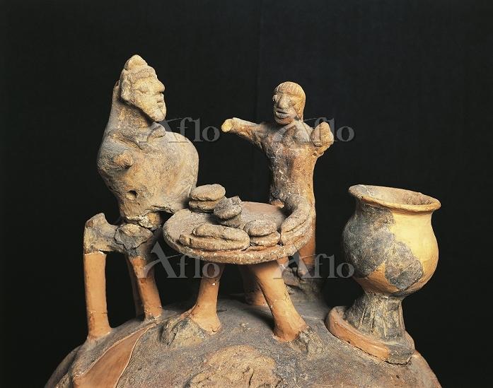 Etruscan civilization, 6th cen・・・