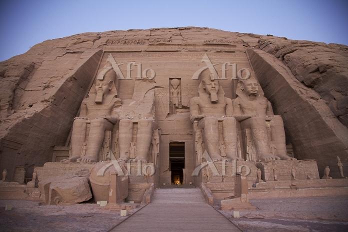 アブ・シンベル エジプト 遺跡