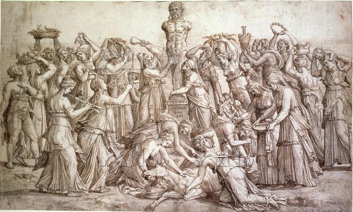 Artist:Lombard, Lambert (1506-・・・