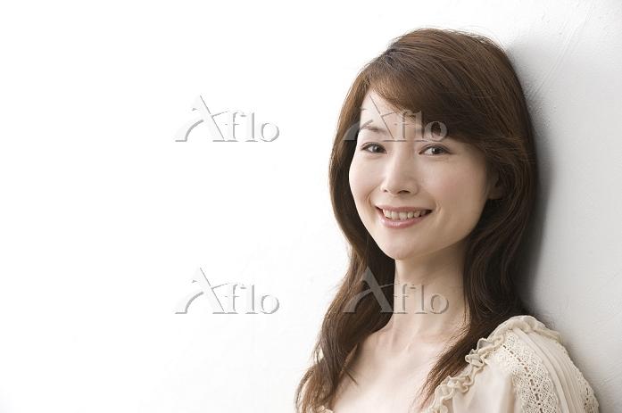 日本人女性の顔