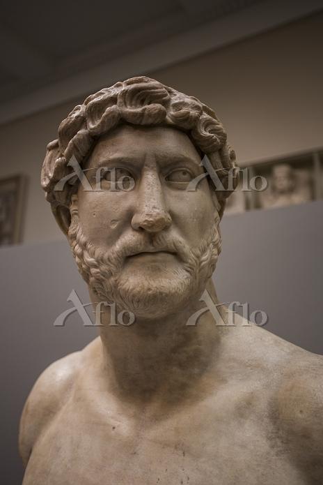 ロンドン 大英博物館 彫刻