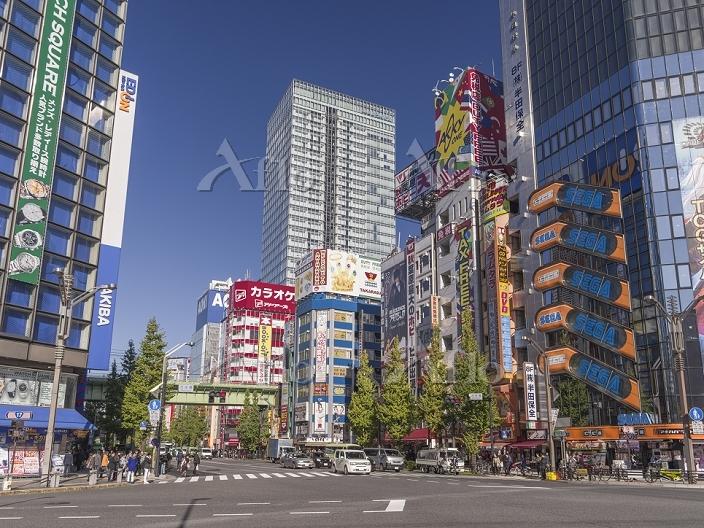 東京都 秋葉原電気街