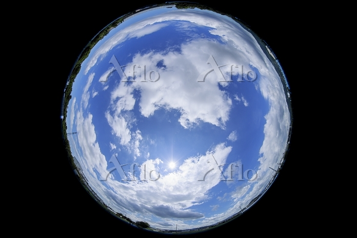 雲量6 [36302208]