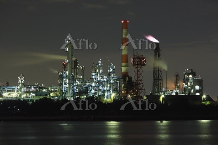 神奈川県 京浜工業地帯のコンビナート