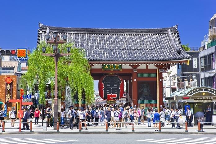 東京都 浅草の雷門