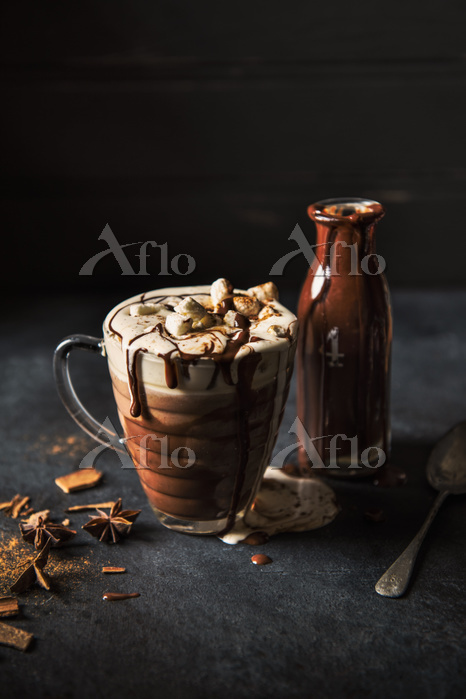 Spiced (cinnamon and star anis・・・