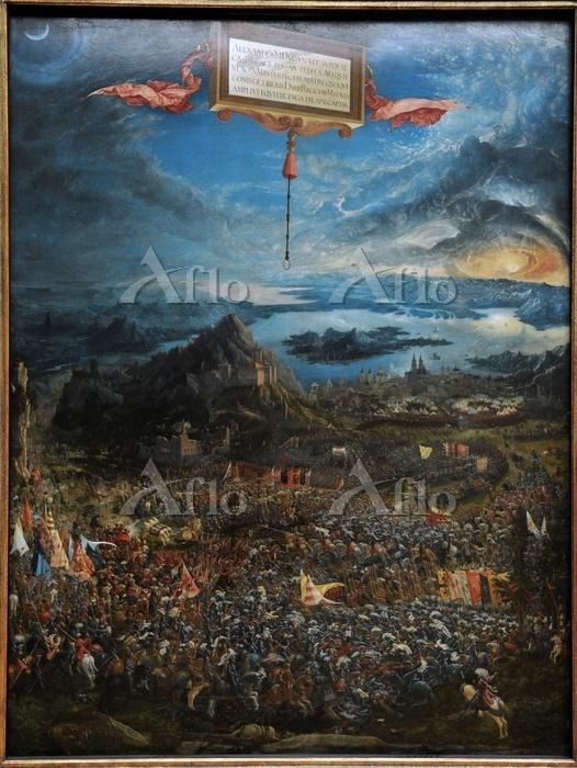 アルブレヒト・アルトドルファー 「イッソスの戦い(アレクサン・・・