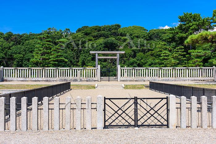 大阪府 仁徳天皇陵